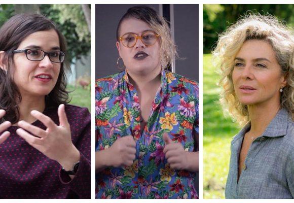 Choque de Carolina Sanín y Margarita Rosa contra las trans