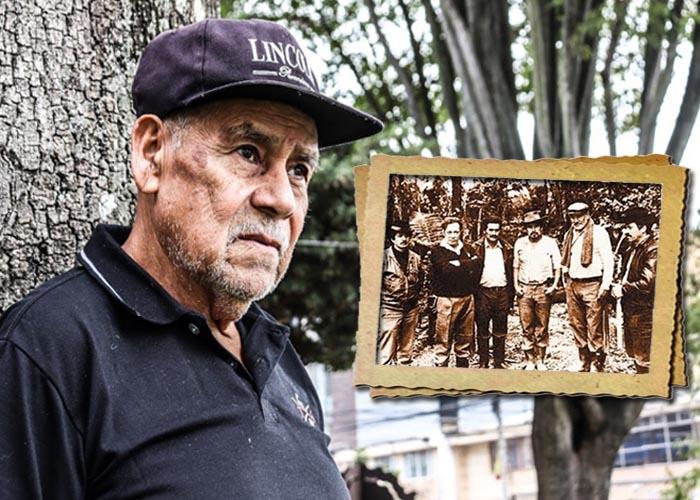 Sargento Pascuas: el único de los fundadores de las Farc vivo