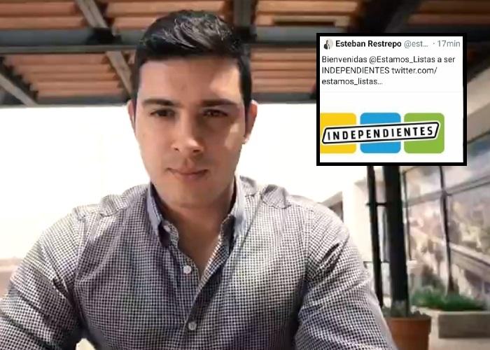La irrespetuosa burla del secretario de Gobierno de Medellín a Estamos Listas