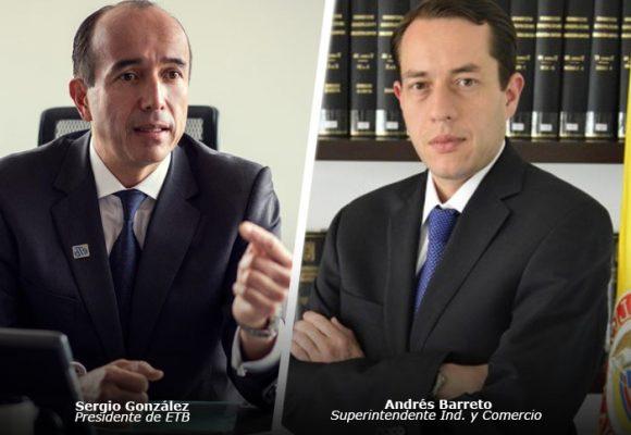 El Superintendente Andrés Barreto se apretó el cinturón con ETB y DirecTV