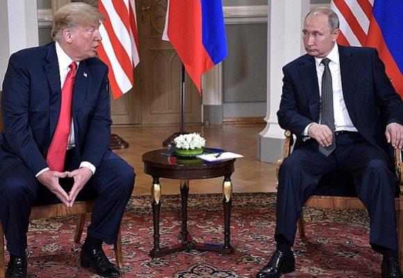 El pulso entre Trump y Putin, dos colosos de la geopolítica mundial