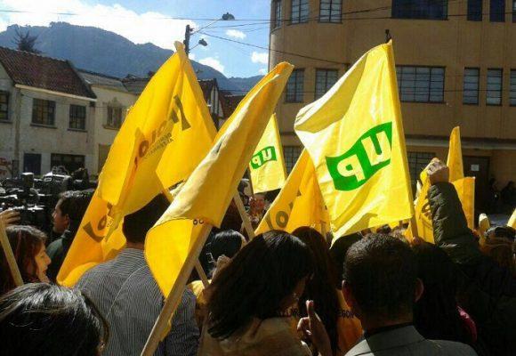 Paz y democracia: a propósito del Séptimo Congreso Nacional de la Unión Patriótica