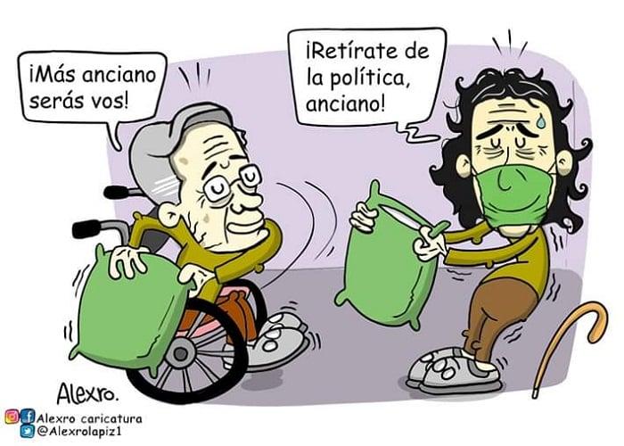 Caricatura: La