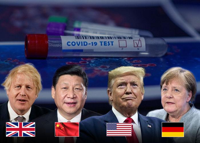 La carrera por las vacunas contra la COVID-19
