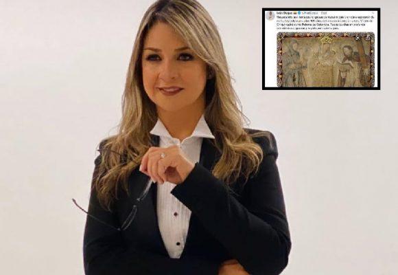 Palabras para Vicky Dávila sobre el trino presidencial