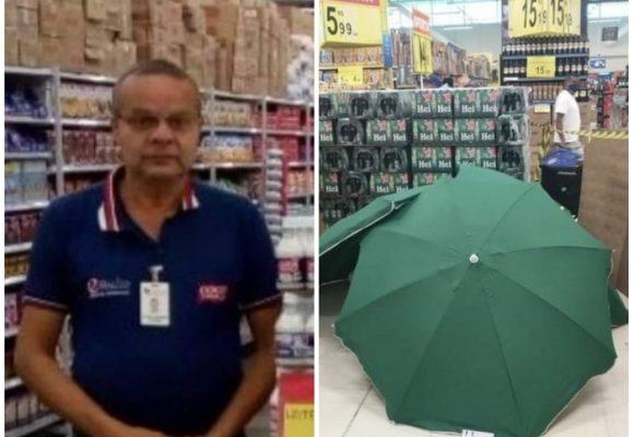 Muere empleado en Carrefour y ocultan el cadáver para seguir vendiendo