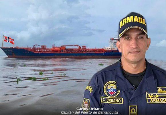El barco noruego que se volvió un encarte para Colombia
