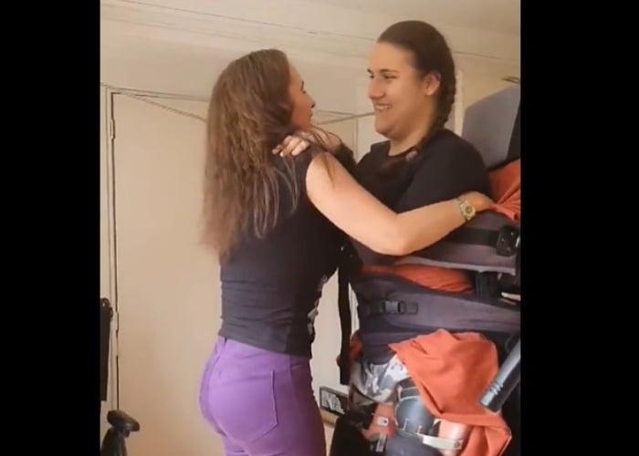 El video de Luly Bossa y su hijo que llega al corazón