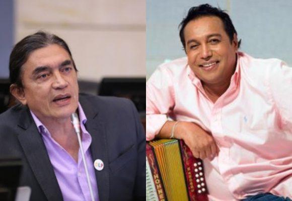 Familiares de Diomedes exigen a Gustavo Bolivar disculparse públicamente
