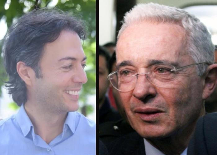 La furia de Uribe contra el alcalde de Medellín