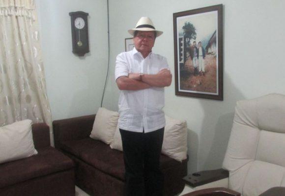 Se nos fue Jorge Muñoz, un caucano único