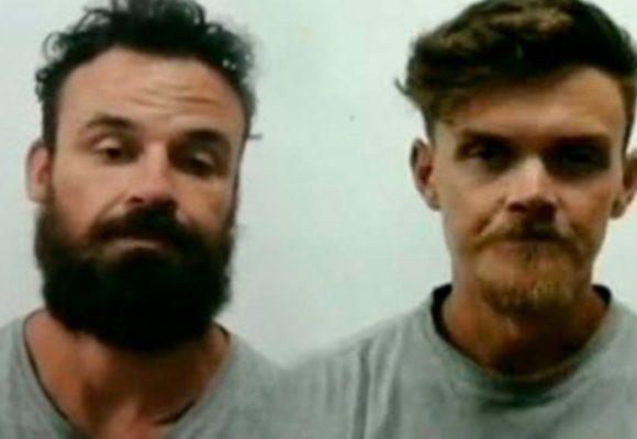 20 años de cárcel para exmilitares gringos envueltos en
