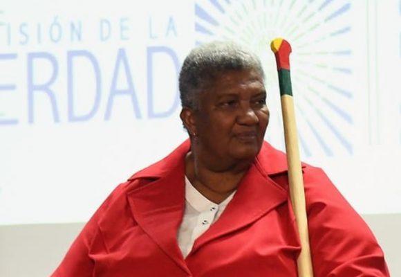Muere Ángela Salazar, comisionada de la Comisión de la Verdad por COVID-19