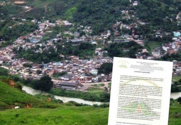 Temor en el Cauca por presunta llegada de la