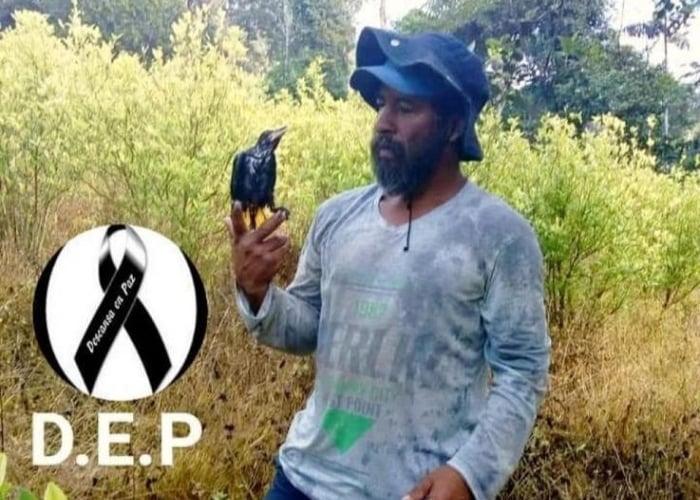 """""""Atacuari"""", el entrañable líder social asesinado en Argelia, Cauca"""