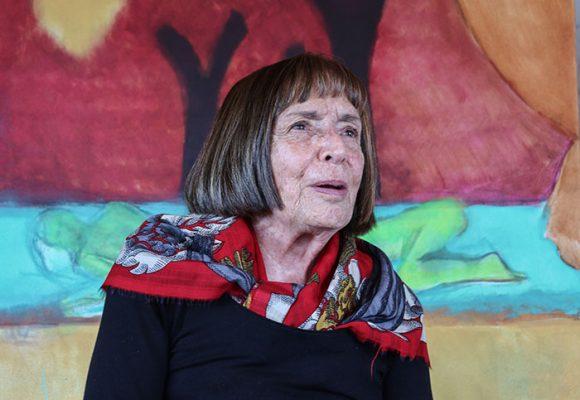Beatriz González, doctora Honoris Causa Universidad de Los Andes