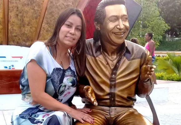 El dolor de la viuda de Diomedes por el comentario de Gustavo Bolívar