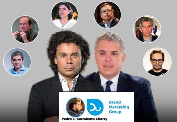 La cercanía de Duque con Du Brands, los encargados de perfilar influencers