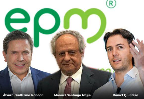Fractura de la Junta directiva de EPM con el Alcalde de Medellín