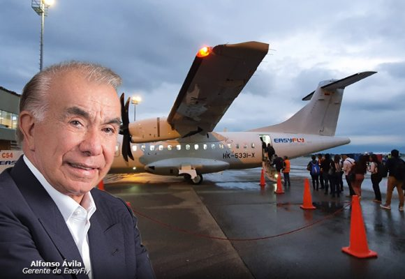 EasyFly se la gana a las grandes aerolíneas: volará 10 rutas