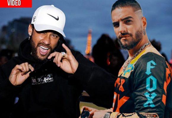 Con canción de Maluma jugadores del Bayern se burlan de Neymar