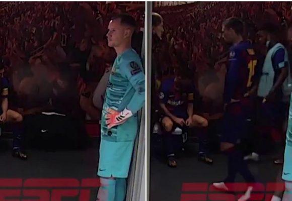 La prueba de que Messi es un pecho frío