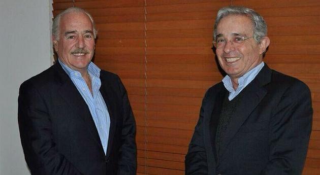 La tristeza de Andrés Pastrana al ver a Uribe preso