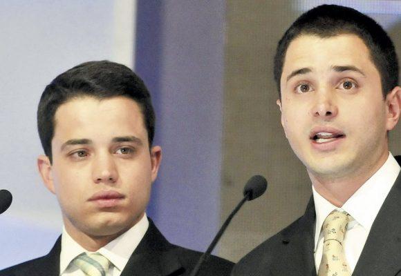 Tomás y Jerónimo Uribe también padecen COVID 19