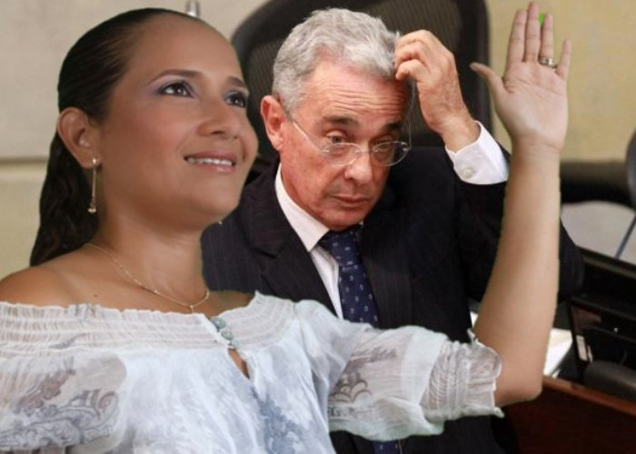 La alcaldesa de Antioquia que se solidarizó con Uribe