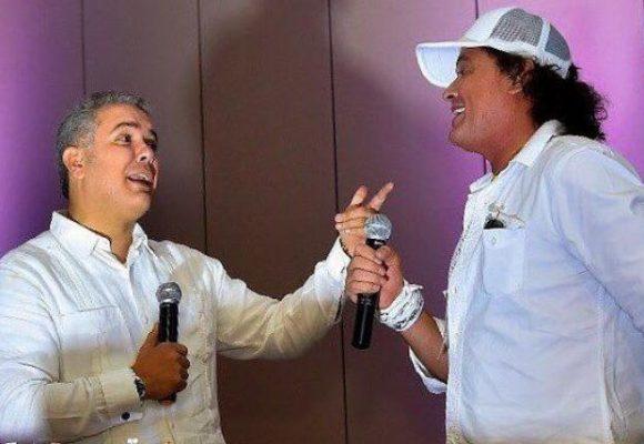 No le creen a Carlos Vives: le sacan en cara su apoyo a Duque
