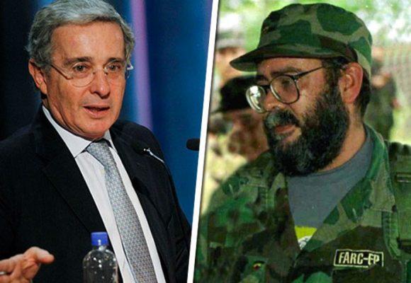 """""""Uribe no venció a las Farc"""""""