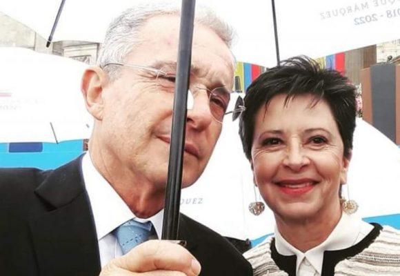 Lina Moreno de Uribe rompe su silencio