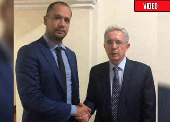 El interrogatorio del abogado Cadena que terminará de enredar aún más a Uribe