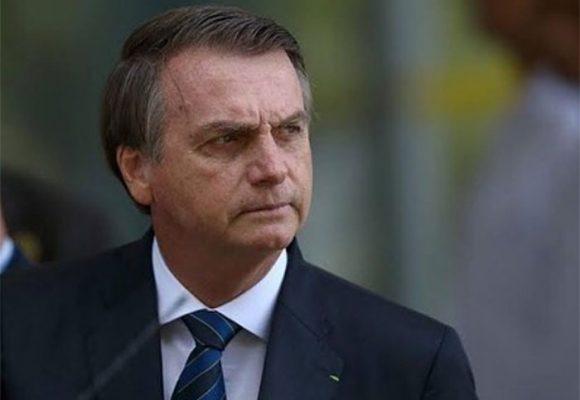 El coronavirus golpea con toda su fuerza a la familia de Bolsonaro