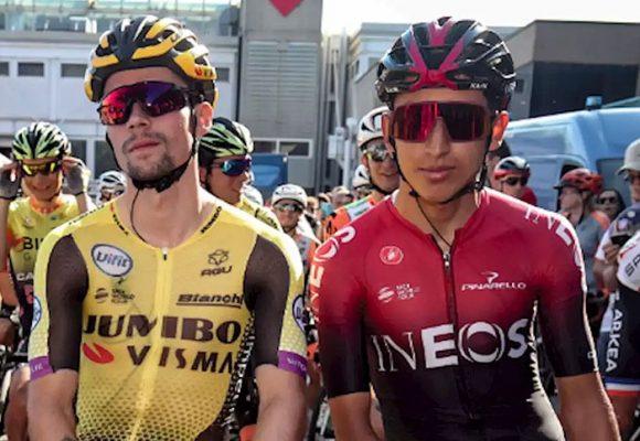 Egan no tiene con qué ganarle a Roglic el Tour de Francia