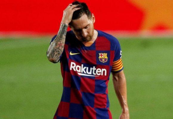 La noche en la que nos dimos cuenta que Messi estaba viejo