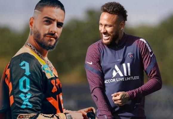 """""""¿Quién deja a Maluma por Neymar?"""""""