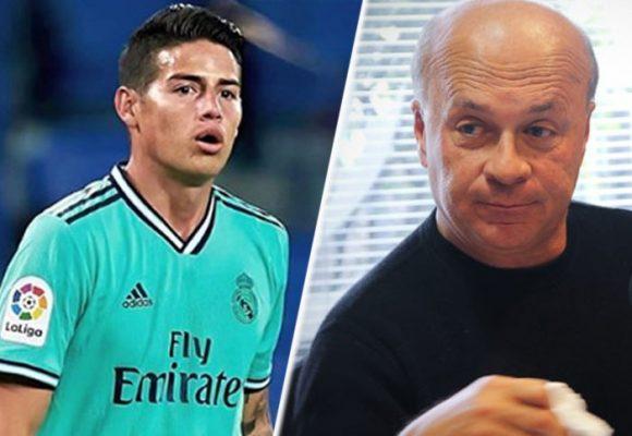 Carlos Antonio Vélez dice haber sido amenazado por James Rodríguez