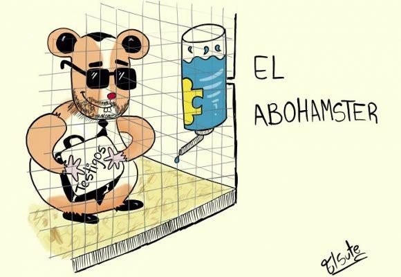 Caricatura: El abohámster