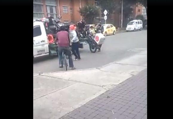 ¿Siguen los abusos de la Policía y grúas de tránsito en Bogotá?