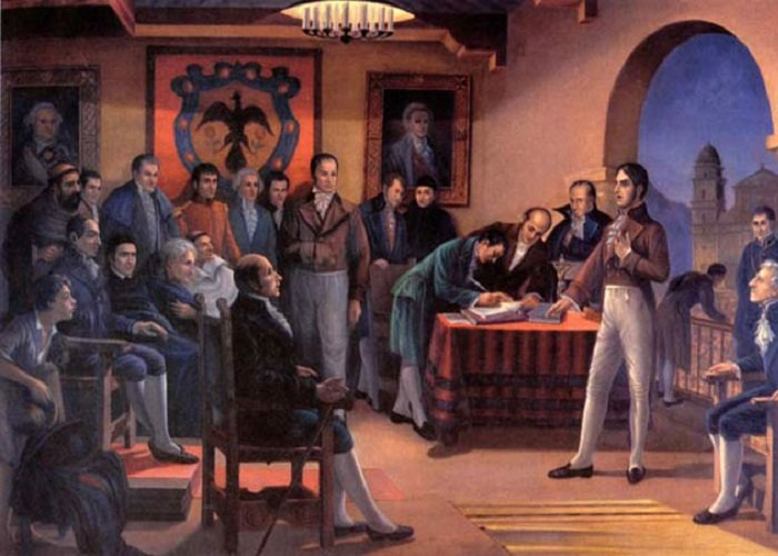 De la fiera batalla del 7 agosto de 1819 a la sutil acta del 20 de julio de 1810 hay una cátedra de independencia
