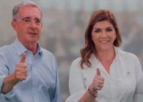 Una recién llegada a la política se quedaría con la curul de Uribe
