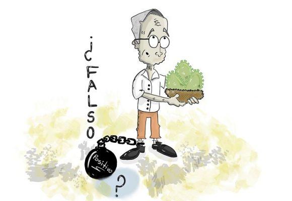 Caricatura: ¿Justicia asintomática?