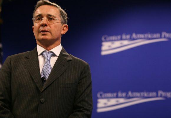 Álvaro Uribe y la institucionalidad