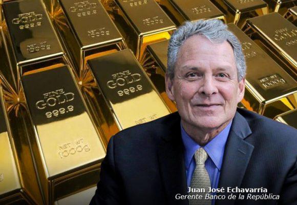 Razones de BanRep de la venta de reservas de oro