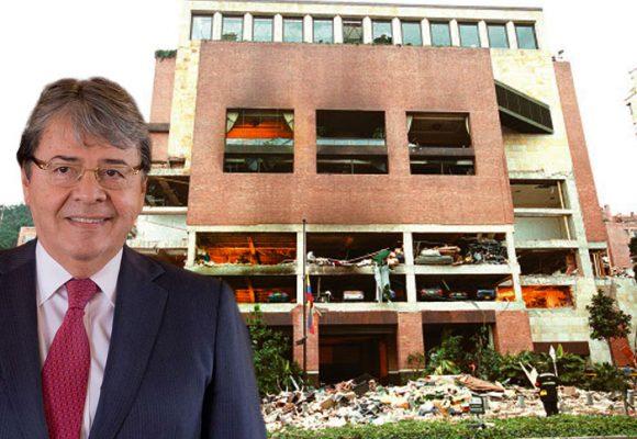 Mindefensa le ganó al Club El Nogal: el Estado no tendrá que responder por el bombazo