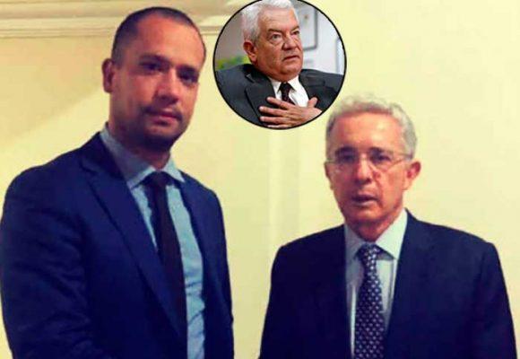 El día que Álvaro Uribe y Diego Cadena se conocieron en Rionegro