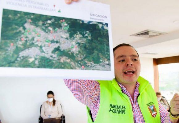 Amenaza de revocatoria al alcalde de Manizales: ¡Hay que rodearlo!