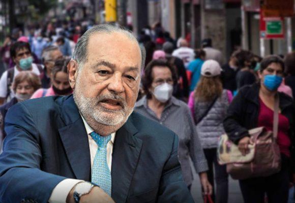 La obsesión de Carlos Slim con la vacuna contra el Covid