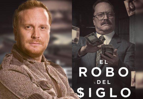 Christian Tappan, el mexicano del Robo del Siglo que nació para actuar